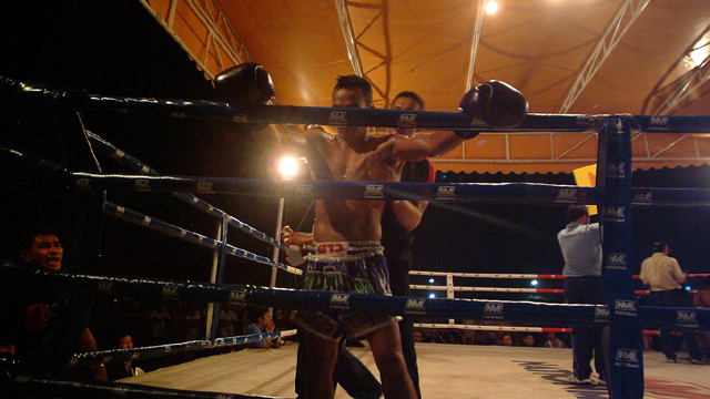 Experience a Thai Boxing Match